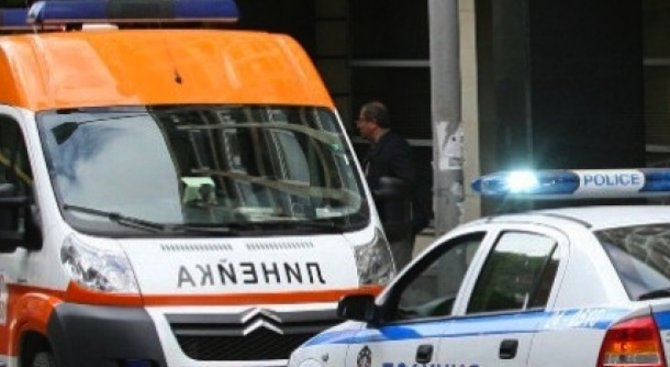 Служители от районната служба по пожарна безопасност в Плевен извадиха