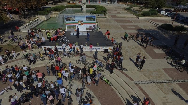 Европейският ден без автомобили – 22 септември, бе отбелязан с