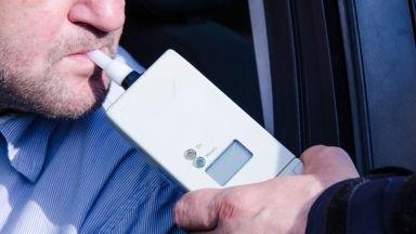 Врачанин, шофирал лек автомобил след употреба на алкохол, е задържан