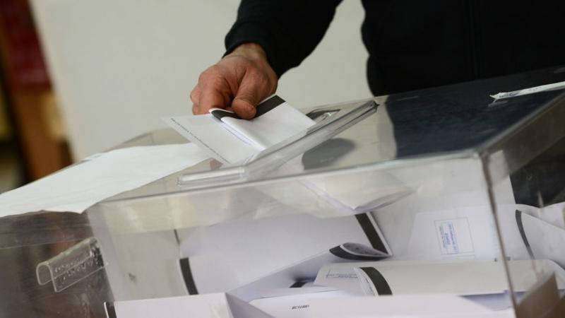 По време на охраната на изборните помещения МВР няма възникнали