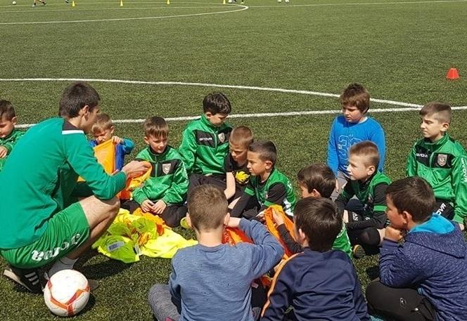 """""""Ботев""""/Враца/ набира футболни таланти, родени 2011 и 2012 г."""
