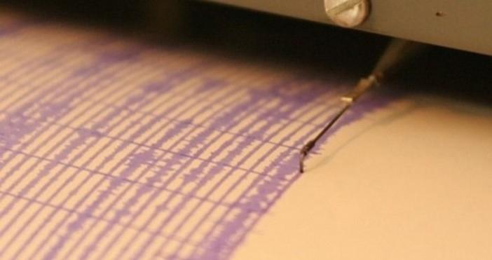 Трус с магнитуд 5 разтърси района на Литъл лейк в