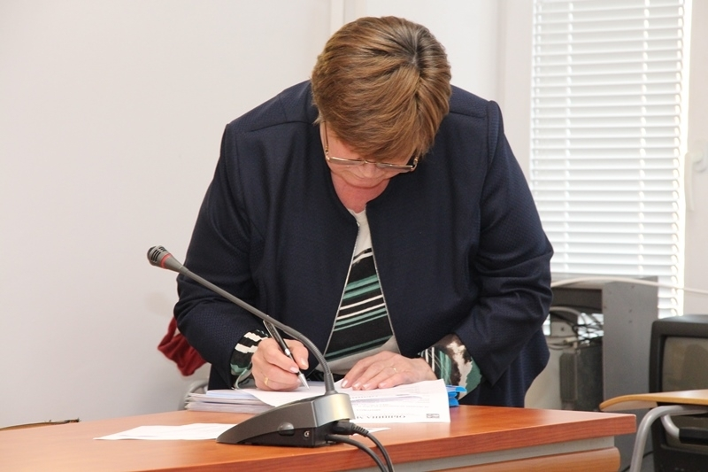 Досегашният управител на многопрофилната болница в Мездра д-р Илиана Михайлова