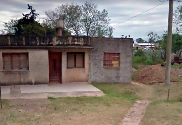 Полицаи спасиха 42-годишната Мариса Алмирон от Венадо Туерто в Аржентина