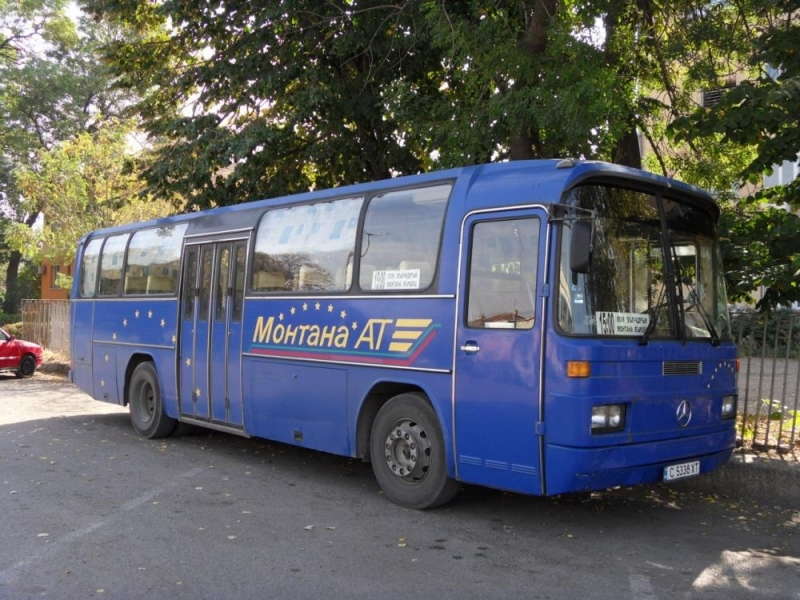 """Автобус на """"Монтана АТ"""" е катастрофирал на АМ """"Хемус"""" в"""