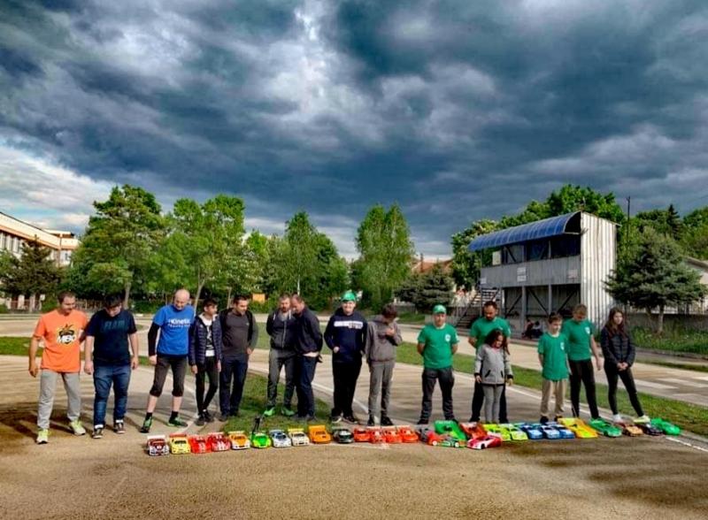 """В събота на писта """"Огнян Филипов"""" във Враца се проведе"""