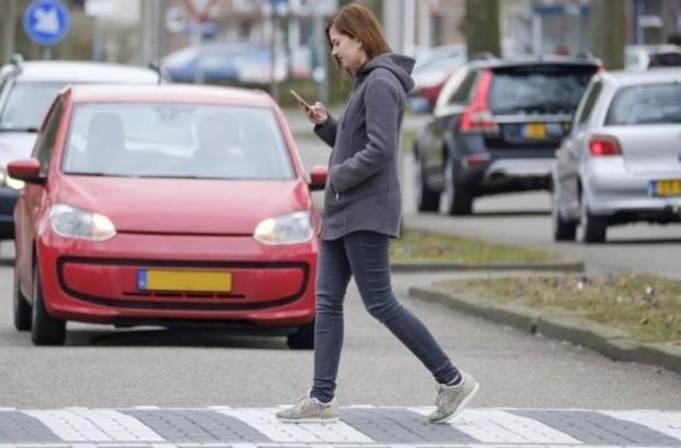 Тел Авив предприе мерки за подпомагане на пешеходците, които се