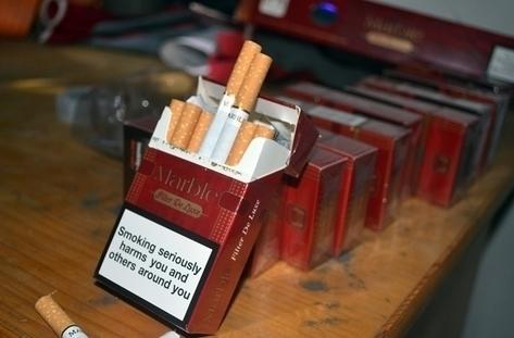 Полицията иззе незаконни цигари от къща във врачанското село Попица,