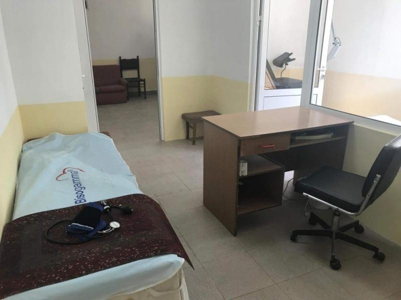 В село Голямо Пещене бе открит нов и оборудван лекарски