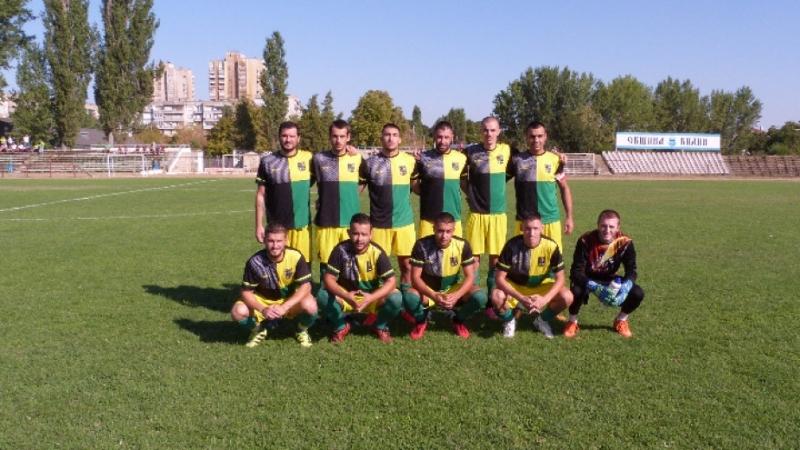 """Новакът в Северозападната трета лига – ФК """"Дреновец"""", продължава да"""