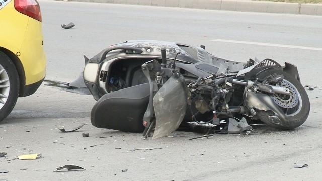 Водач на мотопед с италиански регистрационен номер е загинал при