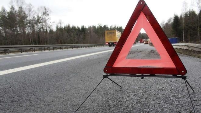 Катастрофа между два ТИР-а затвори главния път Е-70 Русе -