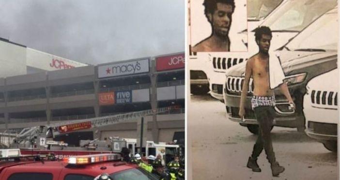 Огромен пожар избухна на закрит паркинг в Ню Йорк, като