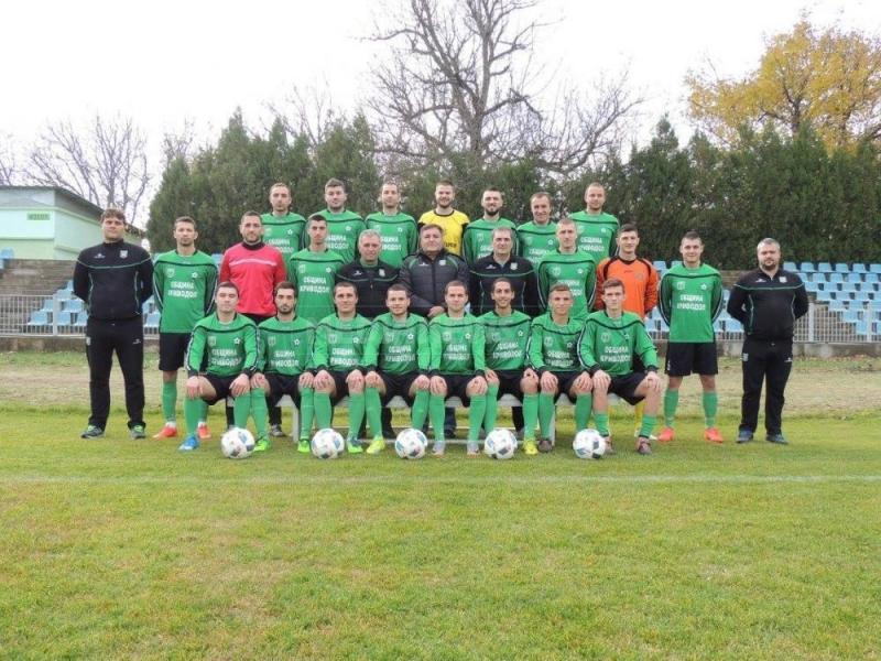 """Футболистите на """"Ботев"""" (Криводол) постигнаха шеста поредна победа с 4:2"""