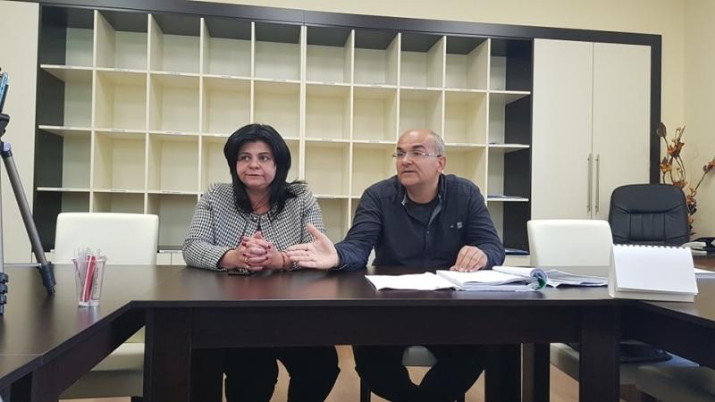 Общинският съветник от БСП Момчил Младенов даде извънреден брифинг в