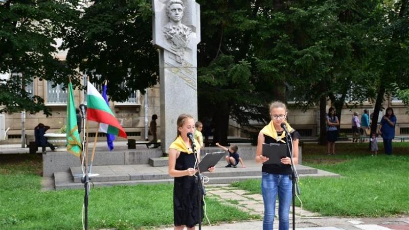 Врачани почетоха днес 181 години от рождението на Васил Левски.