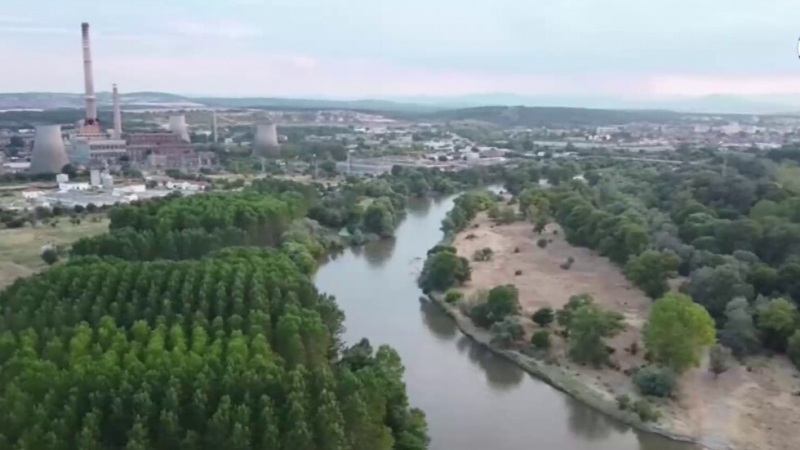 Взеха нови проби от водите на река Марица