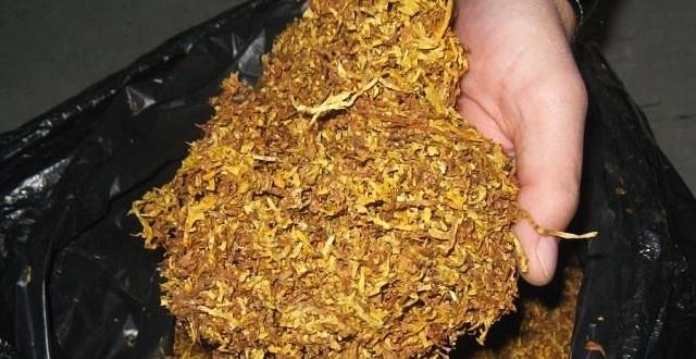 Снимка: Спипаха мъж с контрабанден тютюн по време на спецакция във Врачанско
