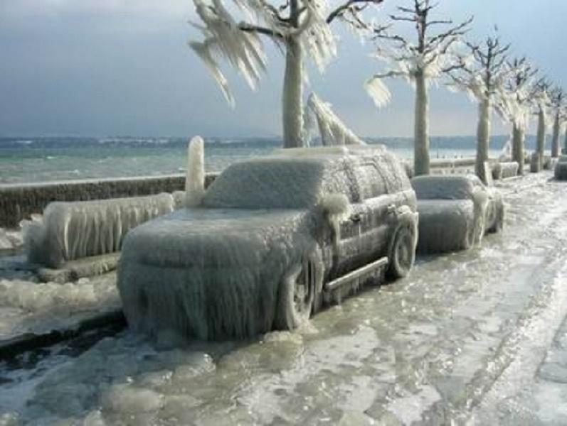 Очаква ни още един мразовит ден