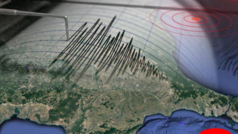 Ново земетресение с магнитуд 4 по Рихтер е станало днес