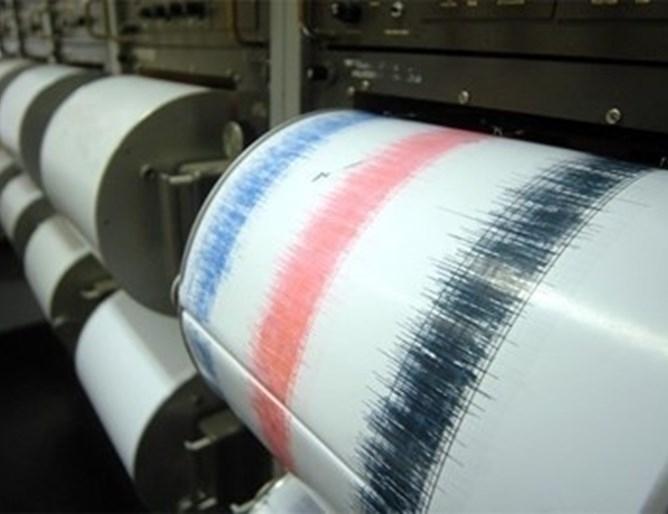 Земетресение с магнитуд 4.4 бе регистрирано днес в Егейско море,
