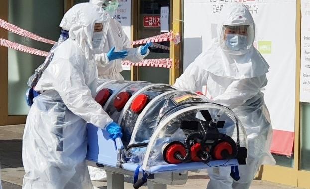 Нов негативен рекорд на заразени с коронавирус в САЩ. 52