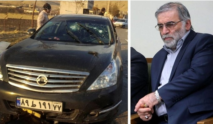 Иранският ядрен физик Мохсен Фахризаде е убит в провинция Техеран,