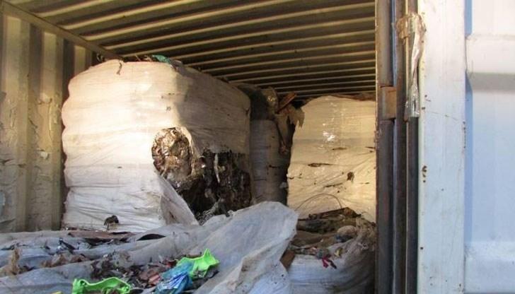Нов незаконен превоз на отпадъци към територията на страната е