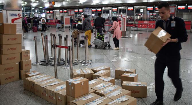 Рекордно количество наркотик - 1,7 тона, е заловено на терминала