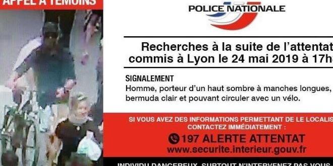Френската полиция отправи апел за информация относно издирвания за взривното