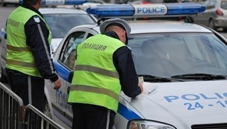 Ченгета заловили шофьор без книжка в Бяла Слатина. 51-годишен местен