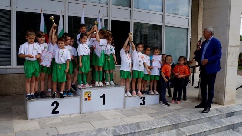 Мездра отбеляза Деня на българския спорт
