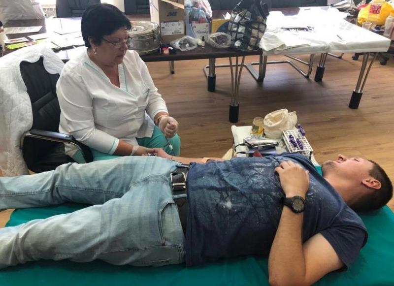 На 14 юни отбелязваме Световния ден на доброволния кръводарител.Областния съвет