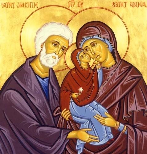 Снимка: Безброй красиви имена черпят днес заради родителите на Дева Мария