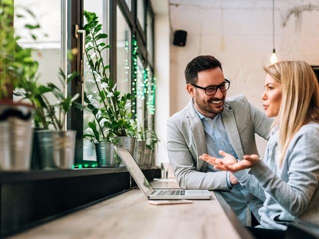 Какво се случва, ако откриете любовта на работното място? А