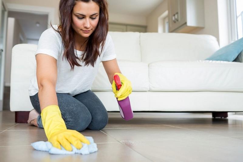 Жените, които редовно употребяват почистващи препарати в дома си след