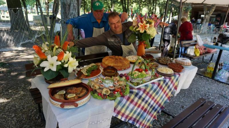 Фестивал на рибата се проведе в Козлодуй днес. Имаше кулинарна