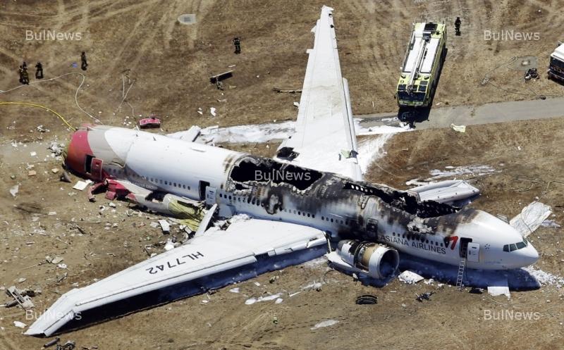 Разби се пътнически самолет, загинаха всички на борда му