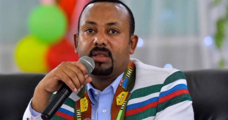 Премиерът на Етиопия получи Нобелова награда за мир