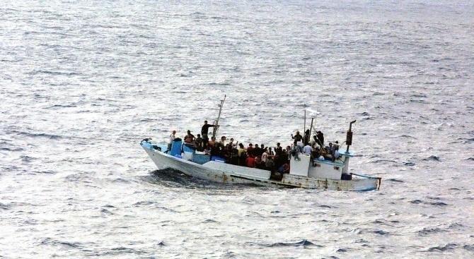 За поредна трагедия с мигранти в Егейско море съобщават гръцките