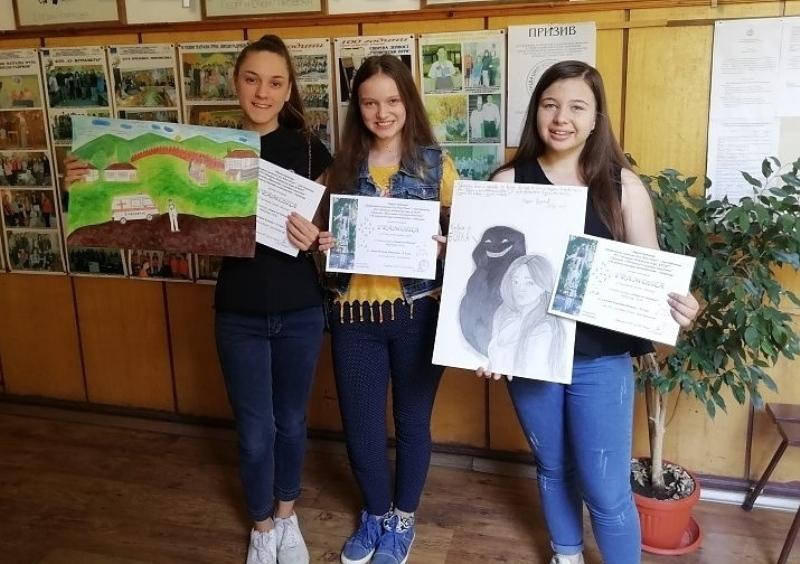 Наградиха призьорите в два литературни конкурса в Берковица. Надпреварата за