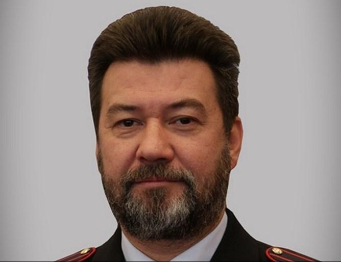 """Шефът на направлението """"Борба с екстремизма"""" на руското МВР генерал-майор"""
