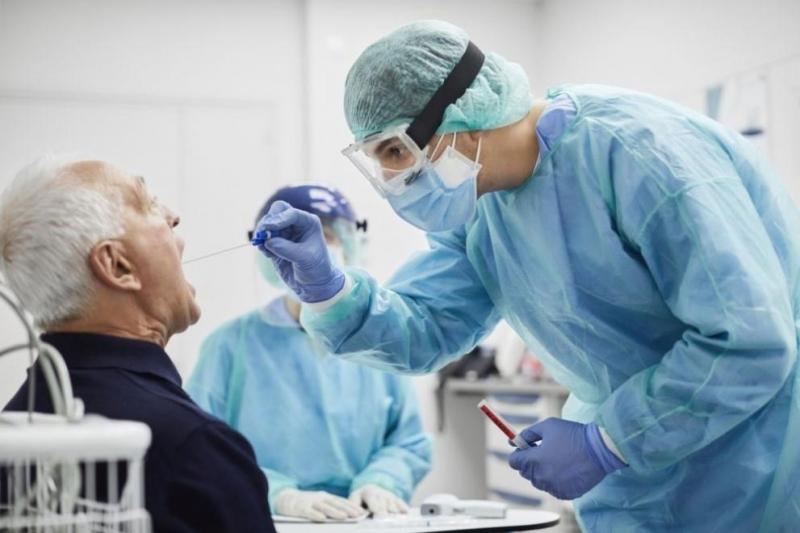Германия регистрира 14 964 нови инфекции с коронавирус за 24