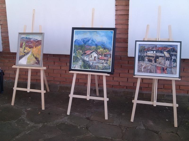 Наградиха трима художници от Георги Дамяново с почетен знак /снимки/