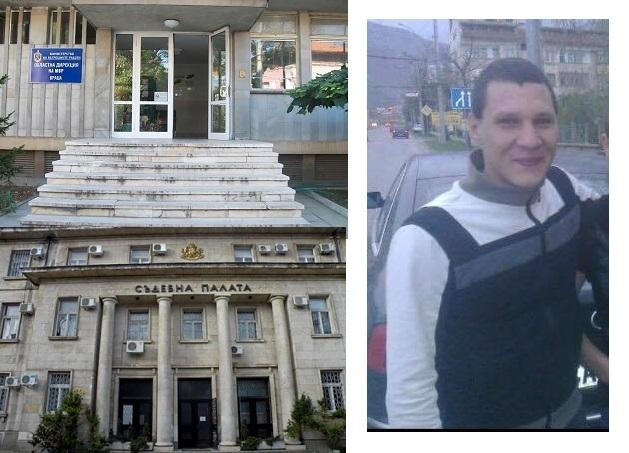 Опасен мъж от Враца, който бе арестуван през 2015 г.
