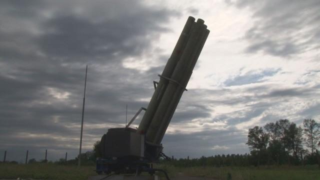 Общо 199 ракети са изстреляни срещу градоносни облаци от трите