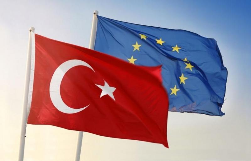 Ердоган пак натиска Турция да влезе в ЕС