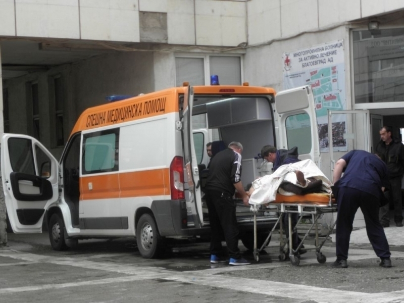 Автобус блъсна пешеходец във Враца, съобщиха от пресцентъра на МВР