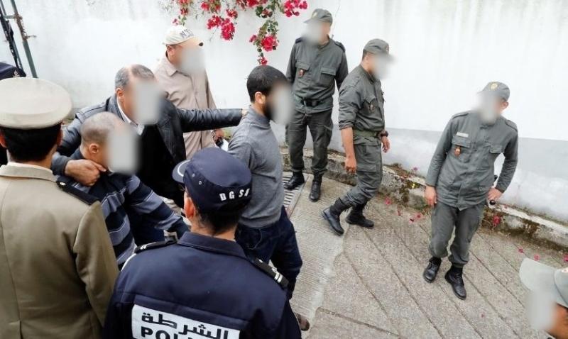Турските власти са задържали 18 чужденци при операция срещу групировката
