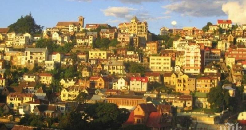 Американски дипломат е бил открит мъртъв в столицата на Мадагаскар